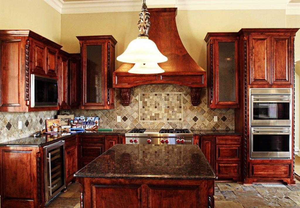 Kitchen by Kemna Tile